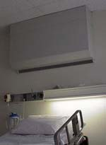 Wall Mounted Air Cleaner